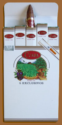 Exclusivos Pack Of 5